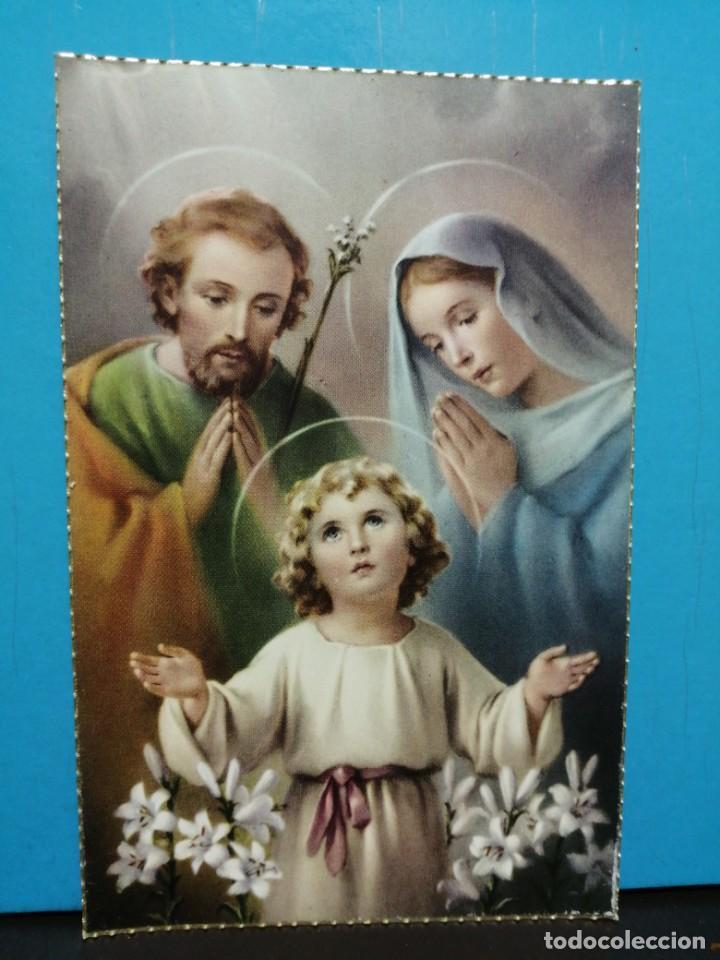 POSTAL N° 630 EDICIONES ANCLA LT AÑOS 40 RELIGIOSA (Postales - Postales Temáticas - Religiosas y Recordatorios)