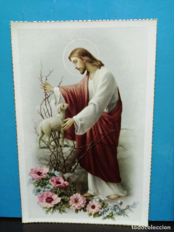 POSTAL N° 445 EDICIONES ANCLA LT AÑOS 40 RELIGIOSA (Postales - Postales Temáticas - Religiosas y Recordatorios)