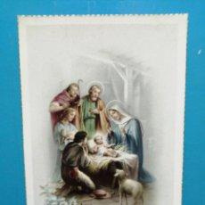 Postales: POSTAL N° 421 EDICIONES ANCLA LT AÑOS 40 RELIGIOSA. Lote 194220040