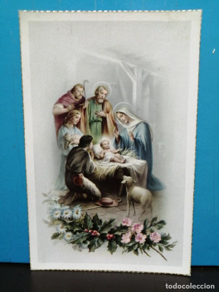 POSTAL N° 421 EDICIONES ANCLA LT AÑOS 40 RELIGIOSA (Postales - Postales Temáticas - Religiosas y Recordatorios)