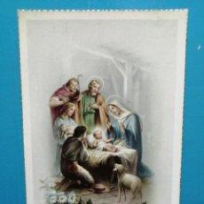 Postales: POSTAL N° 421 EDICIONES ANCLA LT AÑOS 40 RELIGIOSA. Lote 194220078