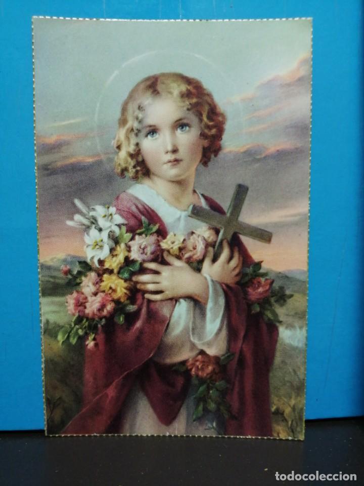 POSTAL N° 624 EDICIONES ANCLA LT AÑOS 40 RELIGIOSA (Postales - Postales Temáticas - Religiosas y Recordatorios)
