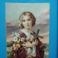 Postales: POSTAL N° 624 EDICIONES ANCLA LT AÑOS 40 RELIGIOSA. Lote 194220230