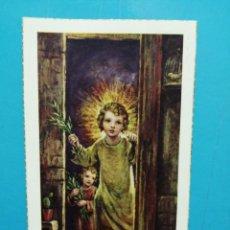 Postales: POSTAL ESTAMPA N° 632 EDICIONES ANCLA LT AÑOS 40 RELIGIOSA . Lote 194224465