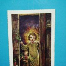 Postales: POSTAL ESTAMPA N° 632 EDICIONES ANCLA LT AÑOS 40 RELIGIOSA . Lote 194224525
