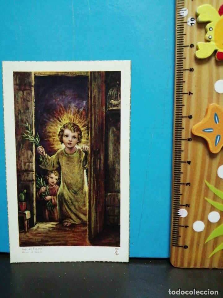 Postales: POSTAL ESTAMPA N° 632 EDICIONES ANCLA LT AÑOS 40 RELIGIOSA - Foto 2 - 194224525