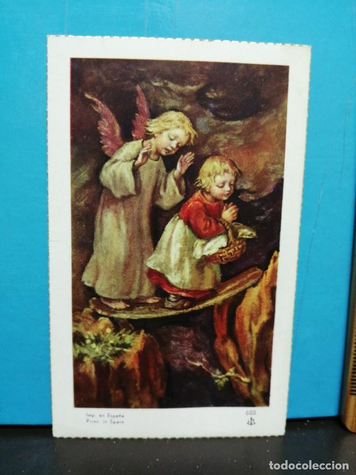 POSTAL ESTAMPA N° 622 EDICIONES ANCLA LT AÑOS 40 RELIGIOSA (Postales - Postales Temáticas - Religiosas y Recordatorios)