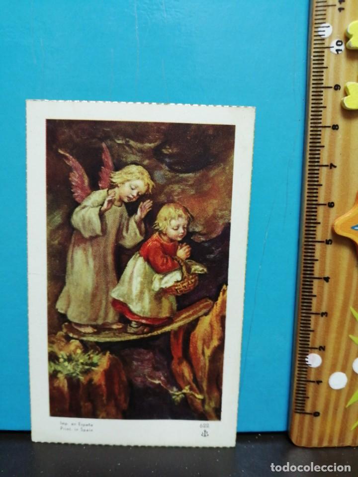 Postales: POSTAL ESTAMPA N° 622 EDICIONES ANCLA LT AÑOS 40 RELIGIOSA - Foto 2 - 194224603