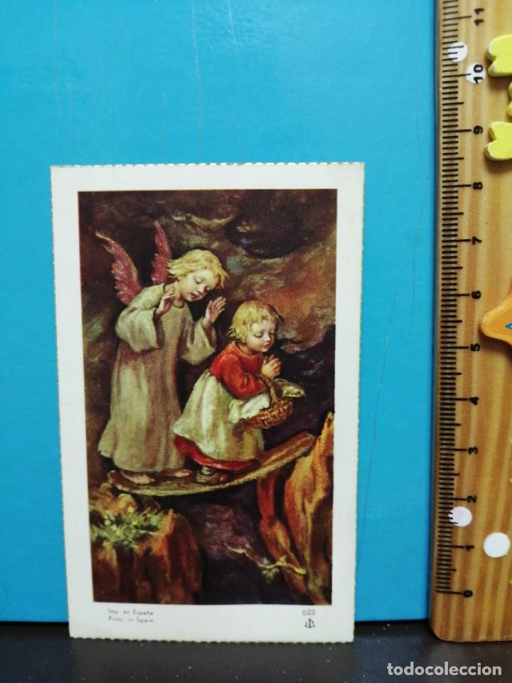 Postales: POSTAL ESTAMPA N° 622 EDICIONES ANCLA LT AÑOS 40 RELIGIOSA - Foto 2 - 194224675