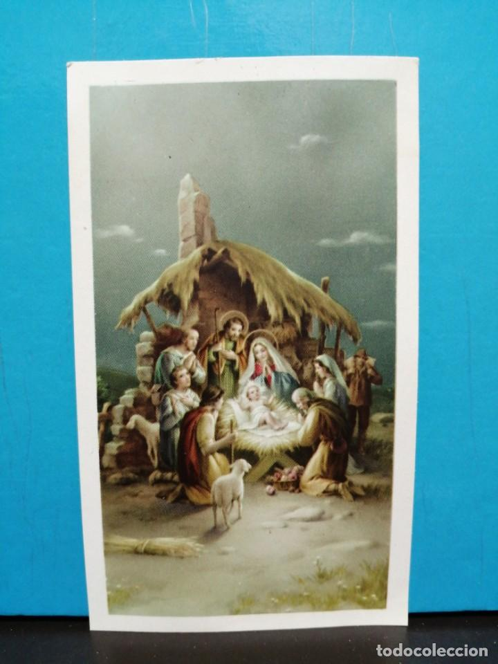 POSTAL ESTAMPA N° 6040 EDICIONES ANCLA LT AÑOS 40 RELIGIOSA (Postales - Postales Temáticas - Religiosas y Recordatorios)