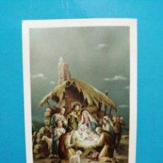 Postales: POSTAL ESTAMPA N° 6040 EDICIONES ANCLA LT AÑOS 40 RELIGIOSA . Lote 194224800