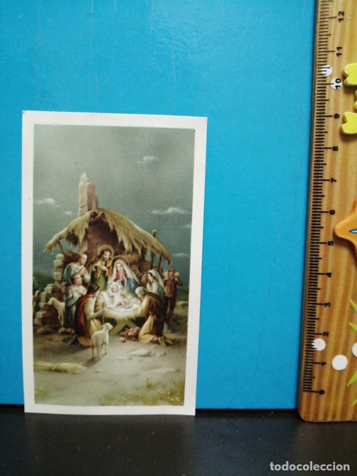 Postales: POSTAL ESTAMPA N° 6040 EDICIONES ANCLA LT AÑOS 40 RELIGIOSA - Foto 2 - 194224800