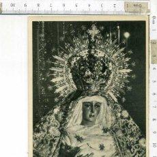 Postales: ANTIGUA TARJETA POSTAL SIN CIRCULAR ESPERANZA MACARENA SEMANA SANTA DE SEVILLA. . Lote 194242156