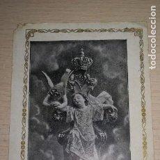 Postales: RECORDATORIO RELIGIOSO DIVINO NIÑO JESUS. Lote 194259682