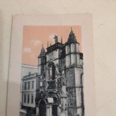 Postales: ANTIGUOS POSTALES COIMBRA SANTA CRUZ PORTUGAL. Lote 194266520