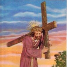 Postales: CRISTO CON LA CRUZ, TRIDIMENSIONAL. Lote 194292433