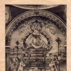 Postales: VRGEN DE LA CABEZA , COLECCION TRINITARIA. Lote 194330802