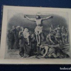 Postales: ANTIGUO RECORDATORIO DE DEFUNCION 1929 11 X 9 CM. Lote 194366121