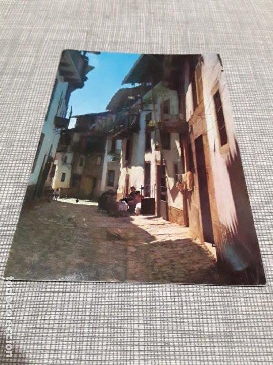 POSTAL DE CANDELARIO NÚMERO 15 CALLE TÍPICA (Postales - Postales Temáticas - Religiosas y Recordatorios)
