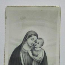 Postales: ESTAMPA RELIGIOSA, NTRA SRA DEL BUEN CONSEJO, EDITOR MB, Nº 289. Lote 194597208