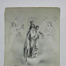 Postales: ESTAMPA RELIGIOSA, NTRA SRA DE LAS MERCEDES, EDITOR MB, Nº 91. Lote 194597331