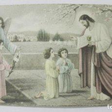 Postales: ESTAMPA RELIGIOSA, EDITOR LT, Nº 2001. Lote 194602647