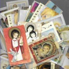 Postales: 100 RECORDATORIOS COMUNIÓN -( FERRÁNDIZ - VERNET -SALMONS -RIBAS -NUCO ..). Lote 194630232
