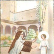 Postales: VIRGEN Y NIÑO JESÚS. USADAA. COLOR. Lote 194663303
