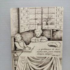 Postales: TARGETA POSTAL PUBLICACIÓNES DE LA INSTITUCIÓN TERESIANA N 3. Lote 194744303