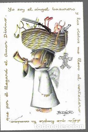 RECORDATORIO COMUNIÓN FERRÁNDIZ - AÑO 1960 (Postales - Postales Temáticas - Religiosas y Recordatorios)