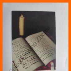 Postales: ESTAMPA RELIGIOSA - LUÇON JUNIO 1960 - PADRES CLARETIANOS. Lote 195186747