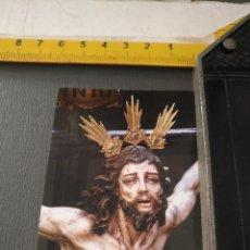 Postales: HAGA SU OFERTA ESTAMPA RELIGIOSA DE LA SEMANA SANTA CADIZ CAPITAL - CRISTO . Lote 195276170