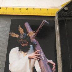 Postales: HAGA SU OFERTA ESTAMPA RELIGIOSA DE LA SEMANA SANTA CADIZ CAPITAL - CRISTO . Lote 195276306