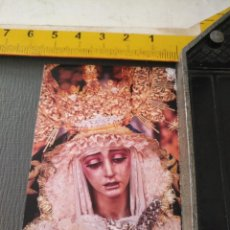 Postales: HAGA SU OFERTA ESTAMPA RELIGIOSA DE LA SEMANA SANTA CADIZ CAPITAL - CRISTO O VIRGEN. Lote 195322330
