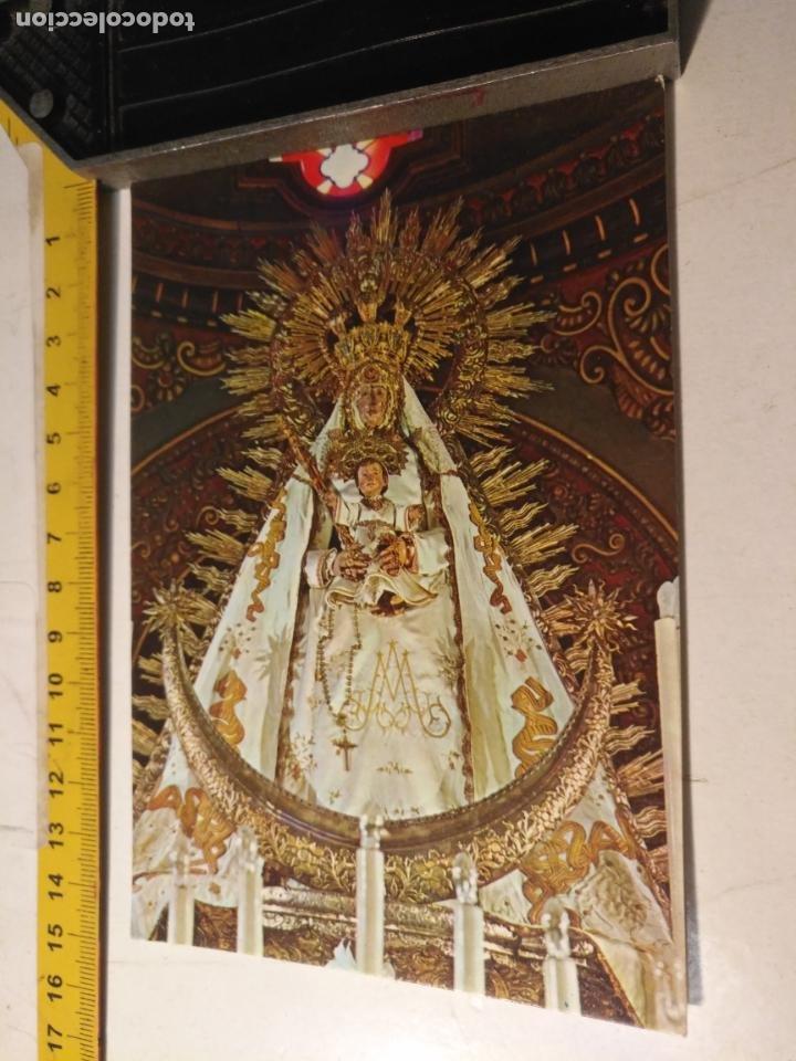 HAGA SU OFERTA POSTA SEMANA SANTA PATRONA DE ECIJA VIRGEN DEL VALLE , POSTALES JOSE BERSABE CALVO (Postales - Postales Temáticas - Religiosas y Recordatorios)