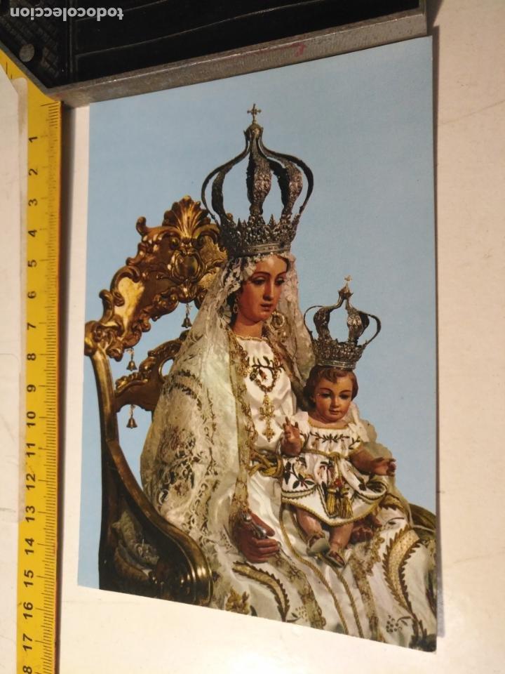 HAGA SU OFERTA POSTA SEMANA SANTA VIRGEN DE GRACIA ALHAURIN EL GRANDE MALAGA - FOTOCOLOR VALDIVIESO (Postales - Postales Temáticas - Religiosas y Recordatorios)