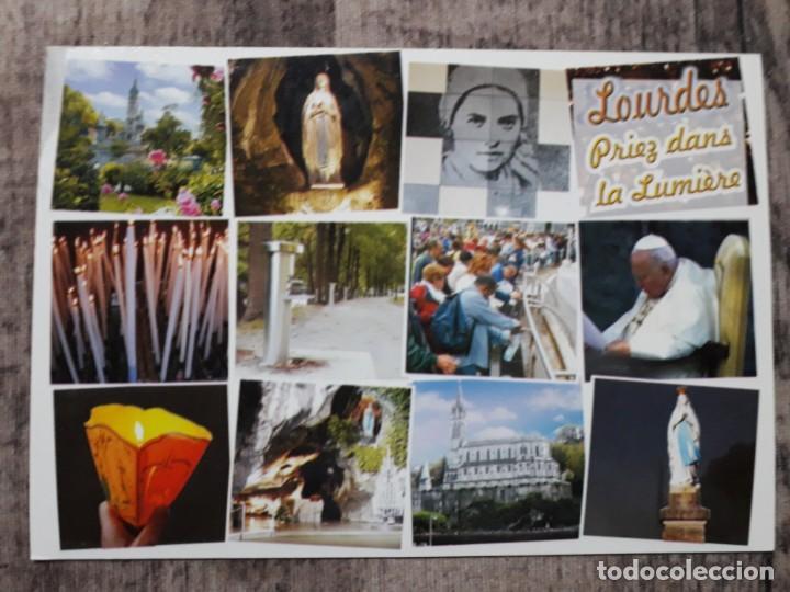 POSTALES DE LOURDES (Postales - Postales Temáticas - Religiosas y Recordatorios)