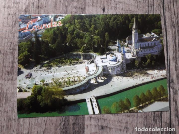 Postales: Postales de Lourdes - Foto 2 - 195331398