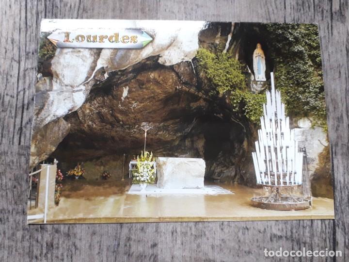 Postales: Postales de Lourdes - Foto 3 - 195331398