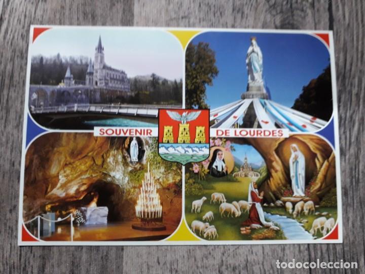 Postales: Postales de Lourdes - Foto 4 - 195331398