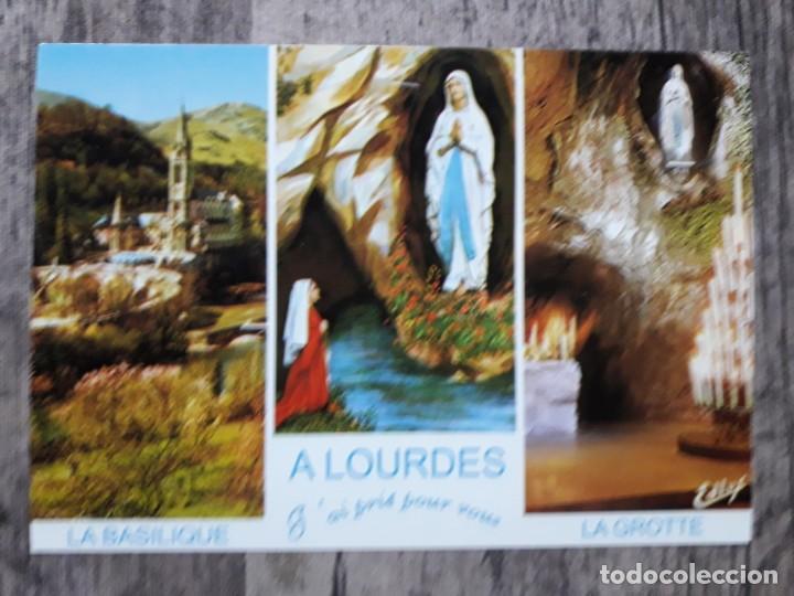 Postales: Postales de Lourdes - Foto 5 - 195331398