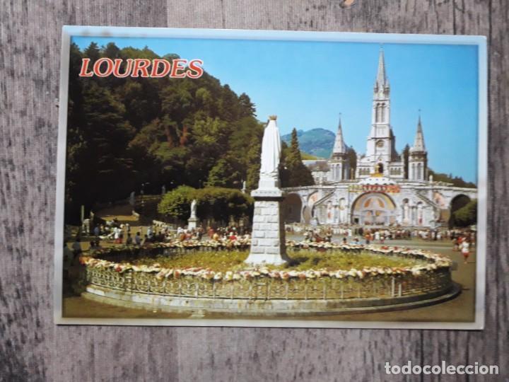 Postales: Postales de Lourdes - Foto 6 - 195331398