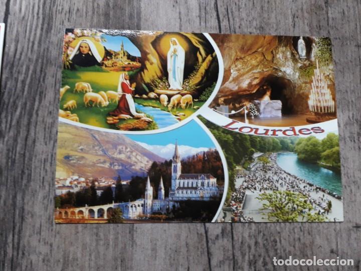 Postales: Postales de Lourdes - Foto 9 - 195331398