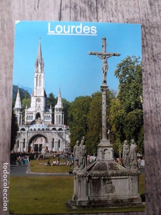 Postales: Postales de Lourdes - Foto 10 - 195331398