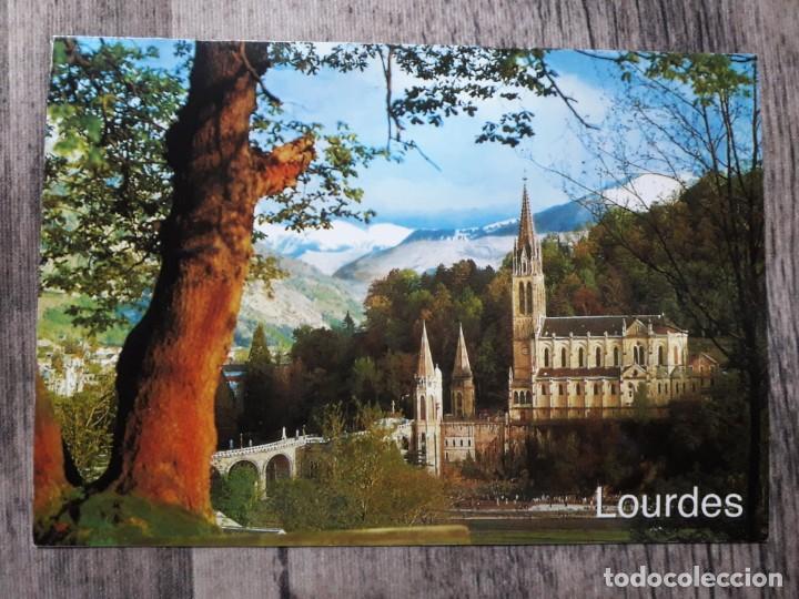 Postales: Postales de Lourdes - Foto 11 - 195331398