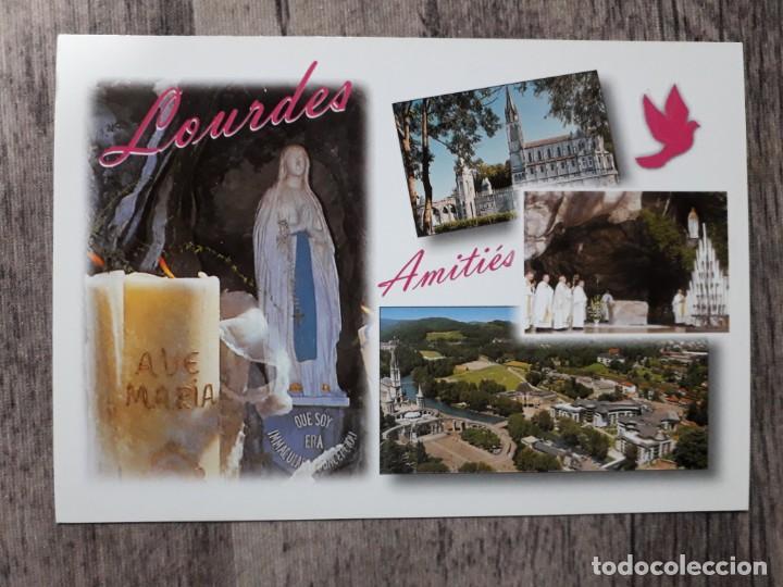 Postales: Postales de Lourdes - Foto 12 - 195331398