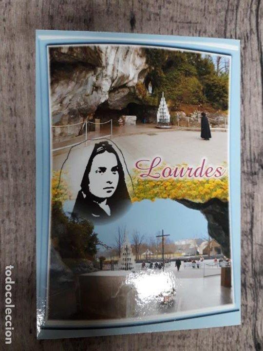 Postales: Postales de Lourdes - Foto 14 - 195331398