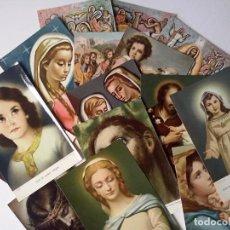 Postales: 15 ANTIGUAS ESTAMPAS DE LA MISMA SERIE CC.MARIANAS.NUEVAS,SIN IMPRIMIR REVERSO. Lote 195345137