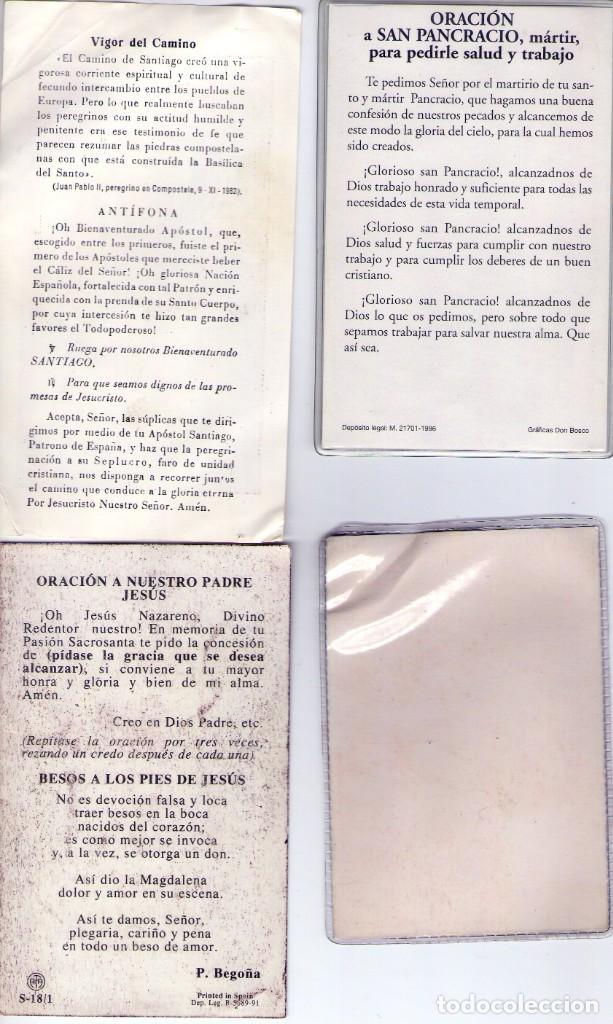 Postales: ESTAMPAS RELIGIOSAS - Foto 2 - 195376791