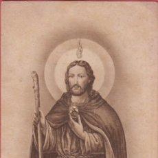 Postales: ESTAMPA RELIGIOSA SAN JUDAS TADEO EST.3798. Lote 195447122